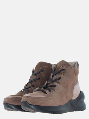 Ботинки кофейного цвета | 5635857