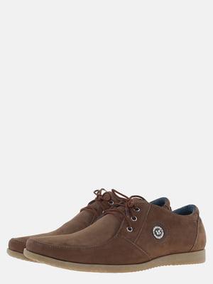 Туфли коричневые | 5636551