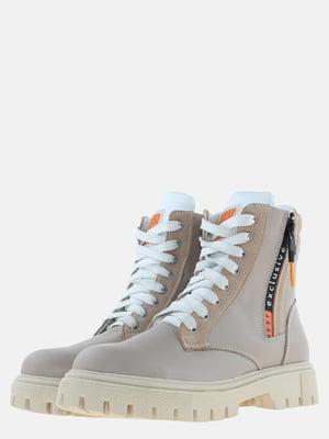 Ботинки кофейного цвета | 5636565