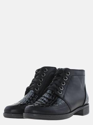 Ботинки черные | 5641115
