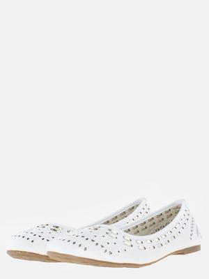 Балетки белые | 5647406