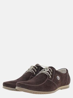 Туфли коричневые | 5651370