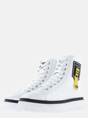 Ботинки белые | 5651375