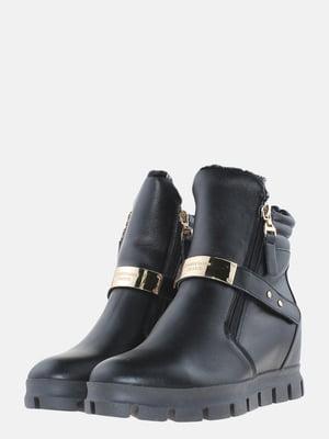 Ботинки черные | 5651638