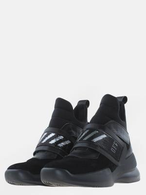 Черевики чорні | 5651640