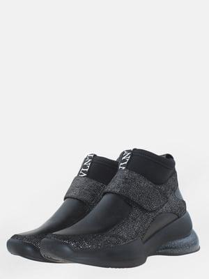 Черевики чорні | 5651643