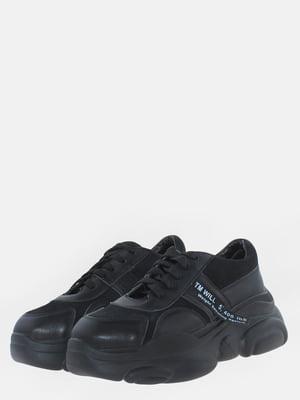 Кроссовки черные | 5651658