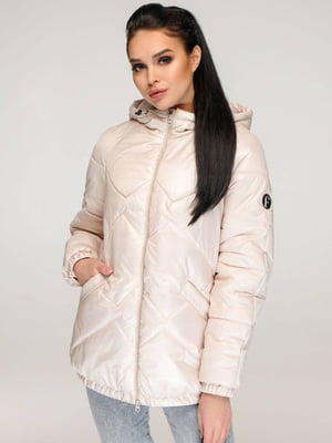 Куртка бежевая | 5650871