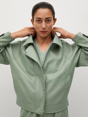 Жакет зеленый | 5647412