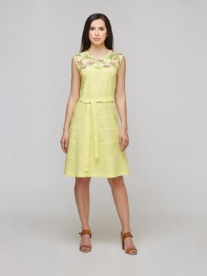 Сукня жовта   5655252