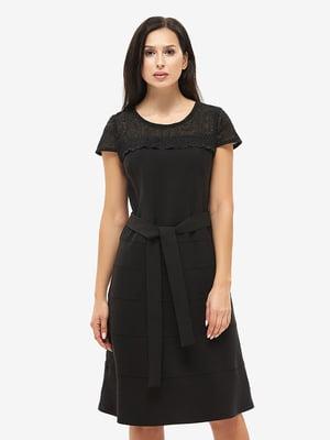 Платье черное | 5655260