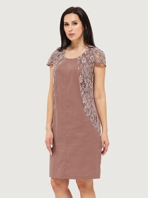 Сукня коричнева   5655237