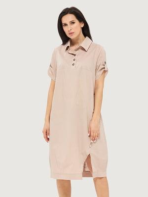 Сукня бежева | 5655249