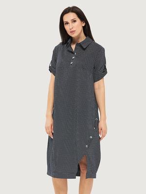 Платье синее | 5655250