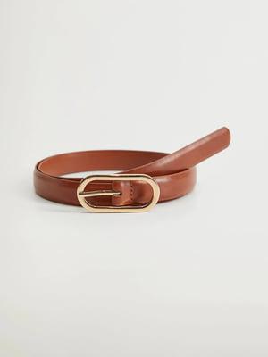 Ремінь коричневий | 5647452