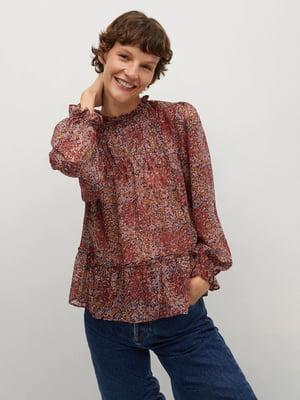 Блуза в принт | 5647489