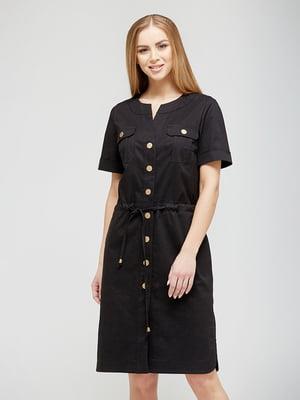 Платье черное | 5655278