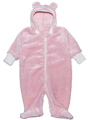 Комбінезон рожевий | 5655525