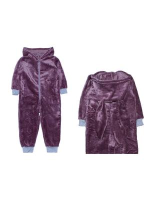 Комбінезон фіолетовий | 5655545