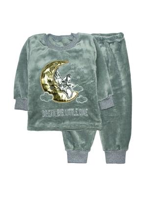 Пижама: свитшот и брюки | 5655548