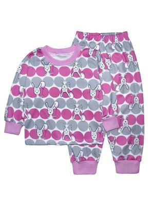 Піжама: світшот і штани | 5655576