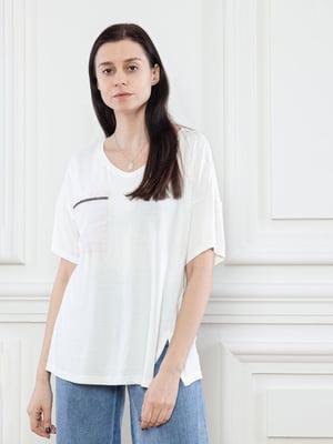 Блуза белая | 5347332