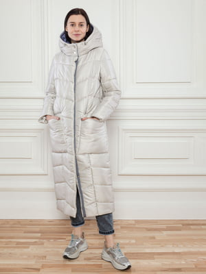Куртка молочного цвета | 5655363
