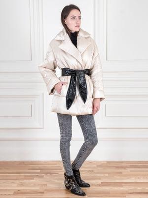 Куртка молочного цвета | 5567077
