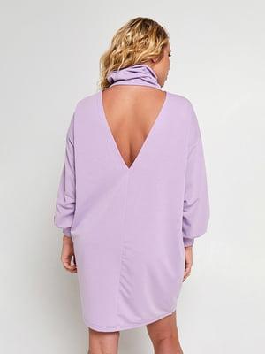Сукня фіалкового кольору | 5655627