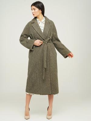 Пальто коричневе  | 5656184