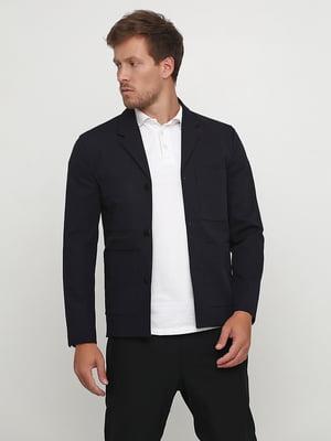 Пиджак темно-синий   5505833