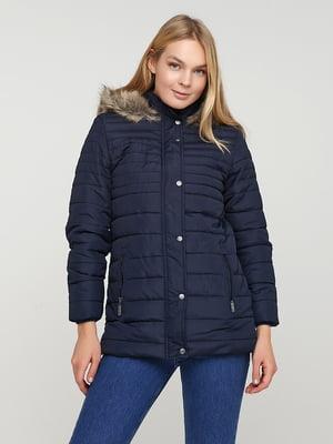 Куртка синя | 5597401