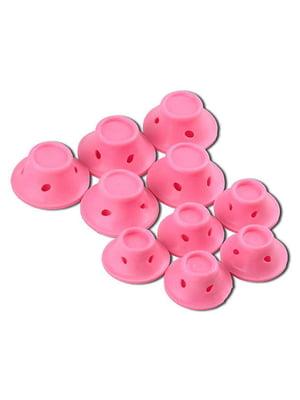 Набор бигудей силиконовых (10 шт) | 5653079