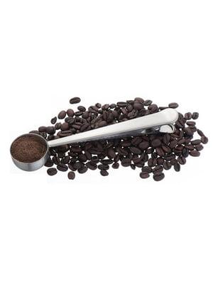Ложка-кліпса для кави, морозива і сипучих продуктів | 5653153