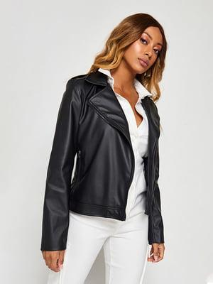 Куртка чорна | 5656633