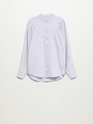 Рубашка сиреневого цвета | 5647504