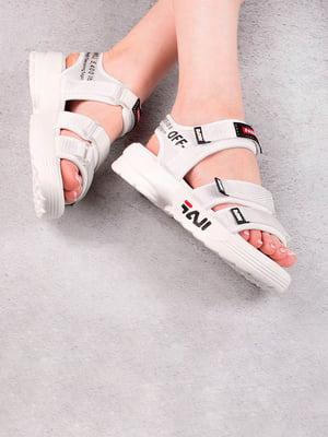 Сандалии белые | 5657196