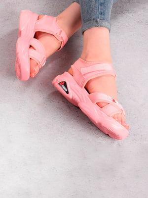 Сандалі рожевого кольору   5657200