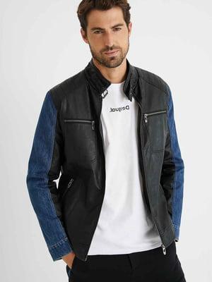 Куртка сине-черная | 5647124