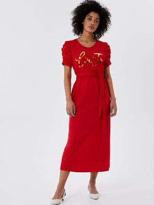 Сукня червона | 5656767