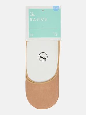 Набор носков (3 пары) | 5645379