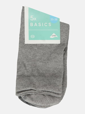 Набір шкарпеток (5 пар) | 5651753