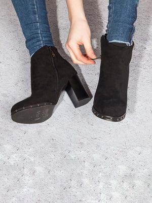 Ботинки черные | 5648887