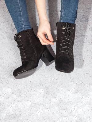 Ботинки черные | 5648891