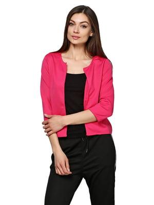Жакет рожевий | 5657399