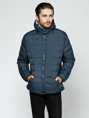 Куртка синяя | 5657423