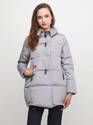 Куртка серая | 5657428