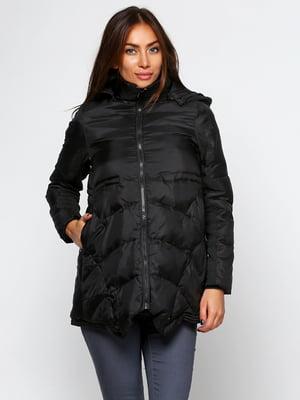 Куртка чорна | 5657429