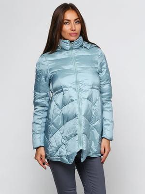 Куртка голубая | 5657430