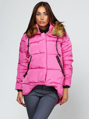 Куртка розовая | 5657436